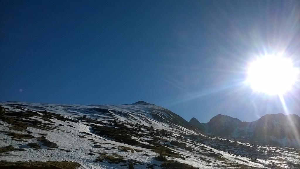 Pyrenees in December (Andorra)