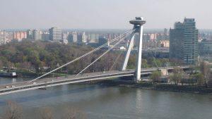 Most SNP and Petržalka