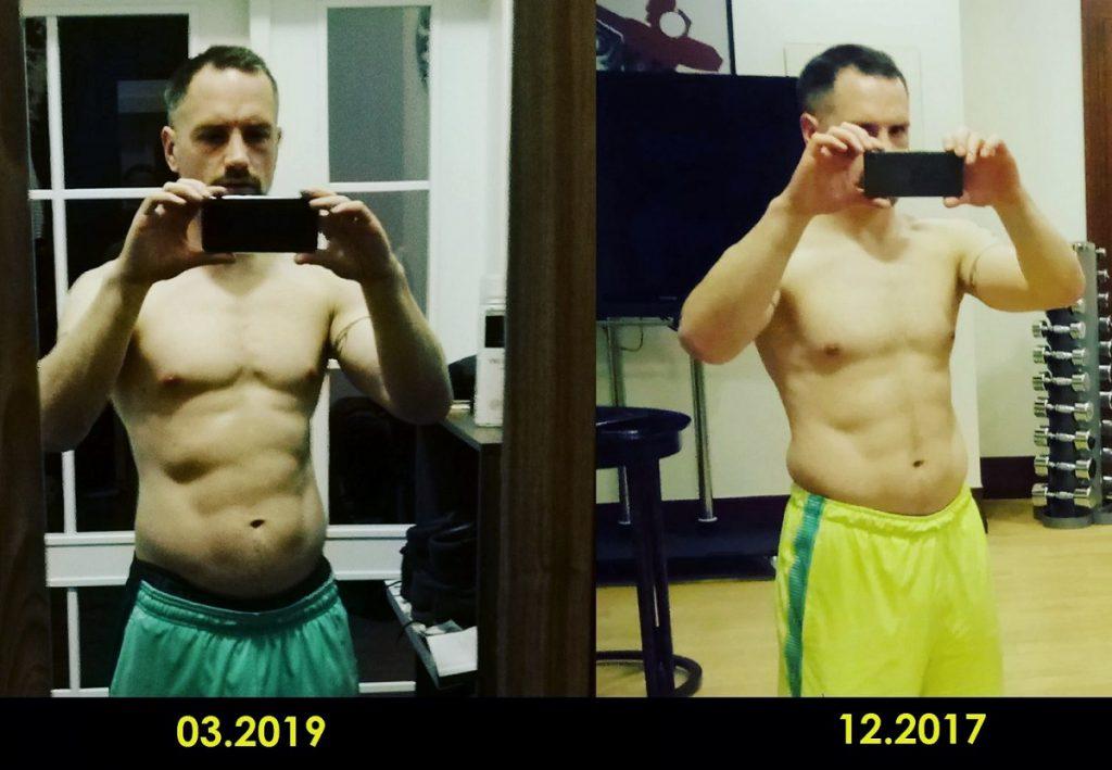 Gym progress