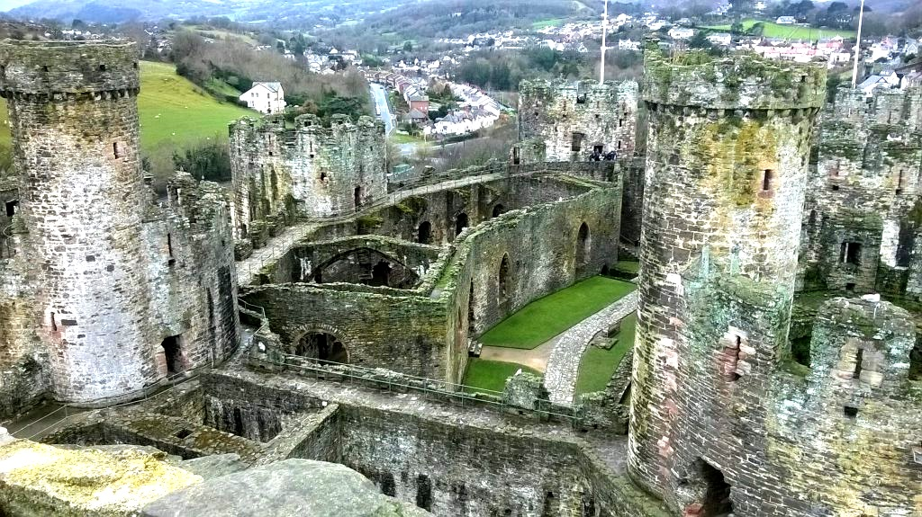 Conwy Castle (tower)