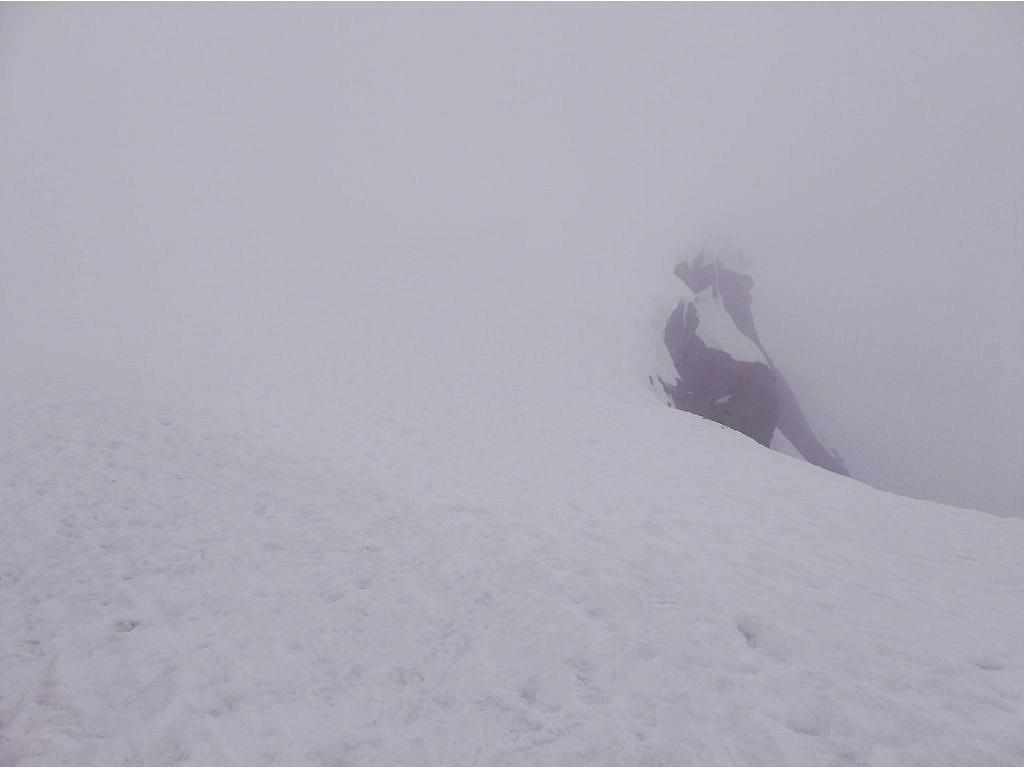 Ďumbier (2043 meters), April 4