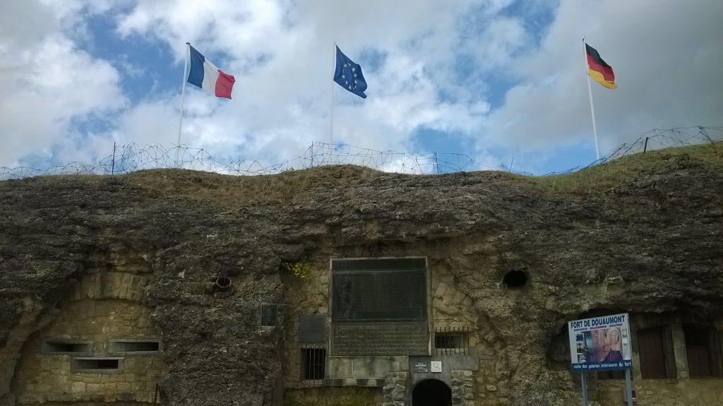 Fort de Douaumont near Verdun