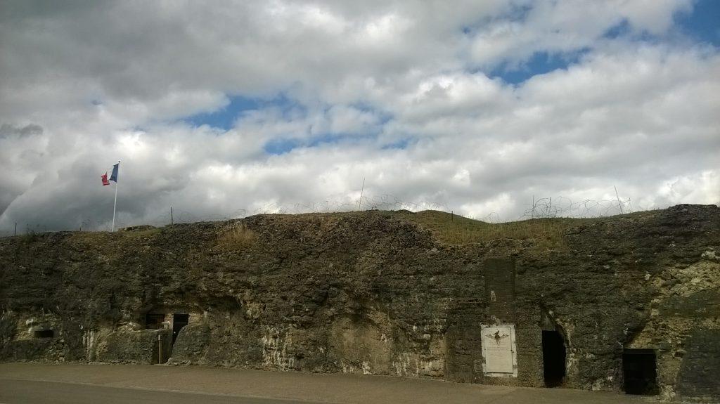 Fort de Vaux near Verdun