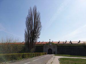 Komárno (fortification - fortifikačný systém)
