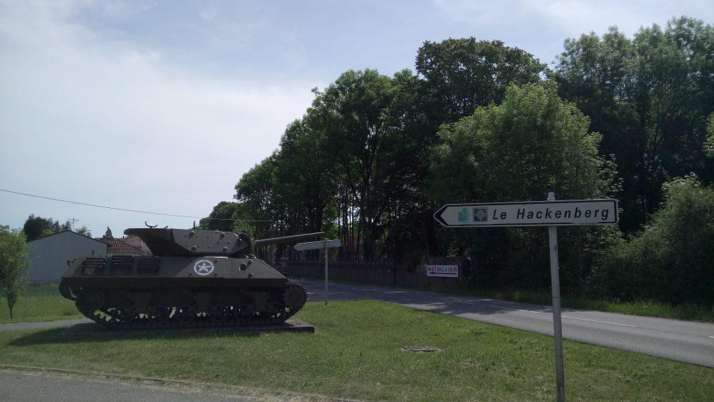 Le Hackenberg near Metz