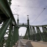 Szabadság híd (Liberty Bridge), Budapest