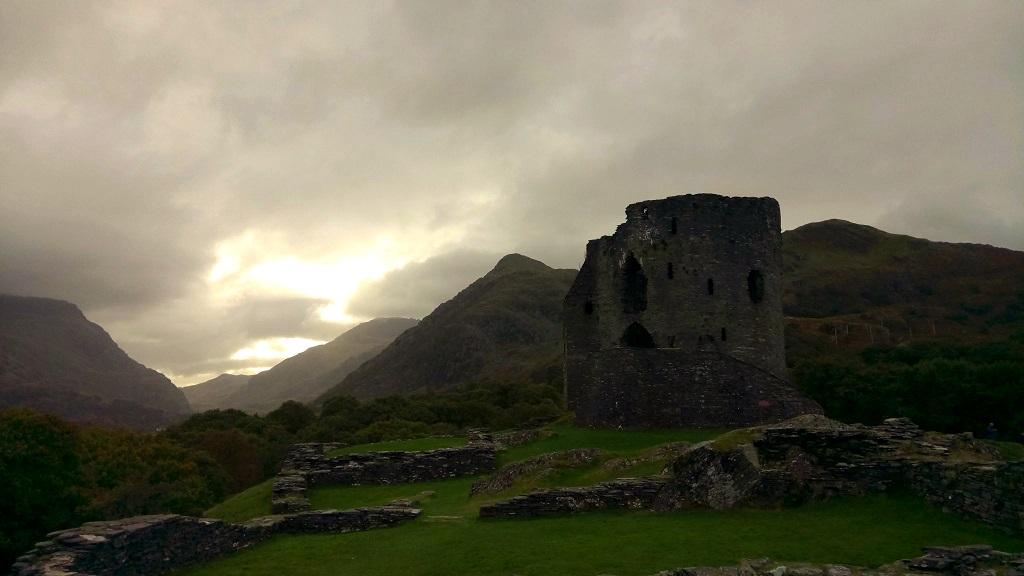 Llanberis, Dolbadarn Castle