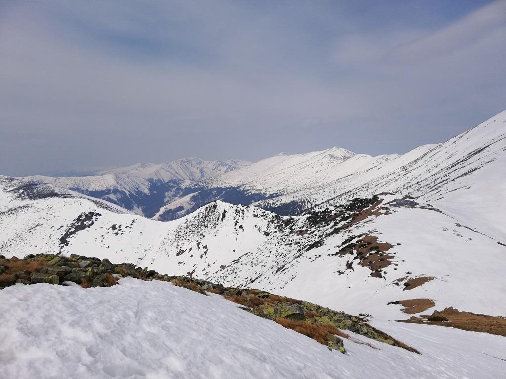 Low Tatras, on the way to Chata generála Milana Rastislava Štefánika