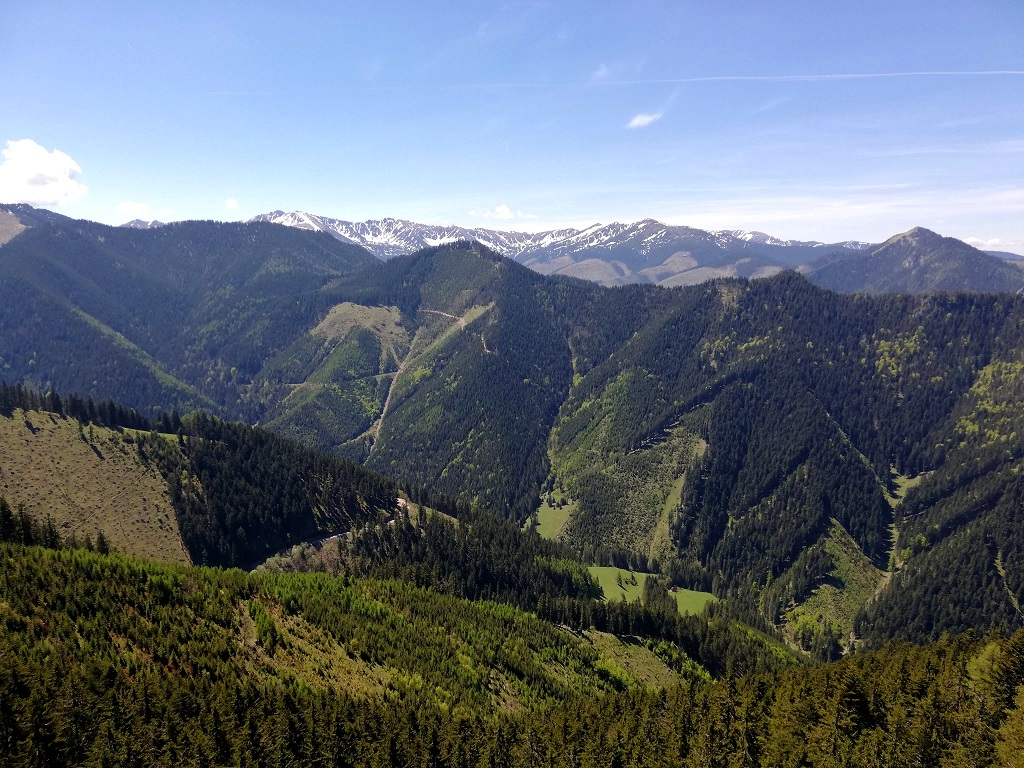 The Low Tatras, May 25