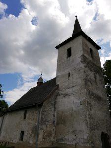 Kostol Všetkých svätých, Ludrová