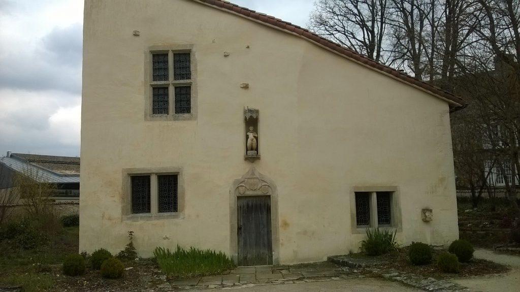 Maison natale de Jeanne d'Arc in Domrémy-la-Pucelle (birthplace of Jeanne d'Arc)