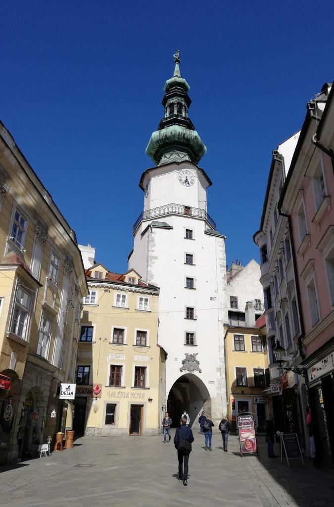 Michalská brána (Michalská street)