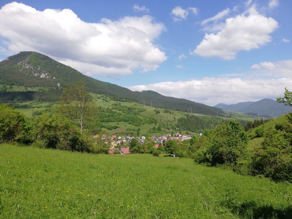 The Low Tatras, near Ružomberok