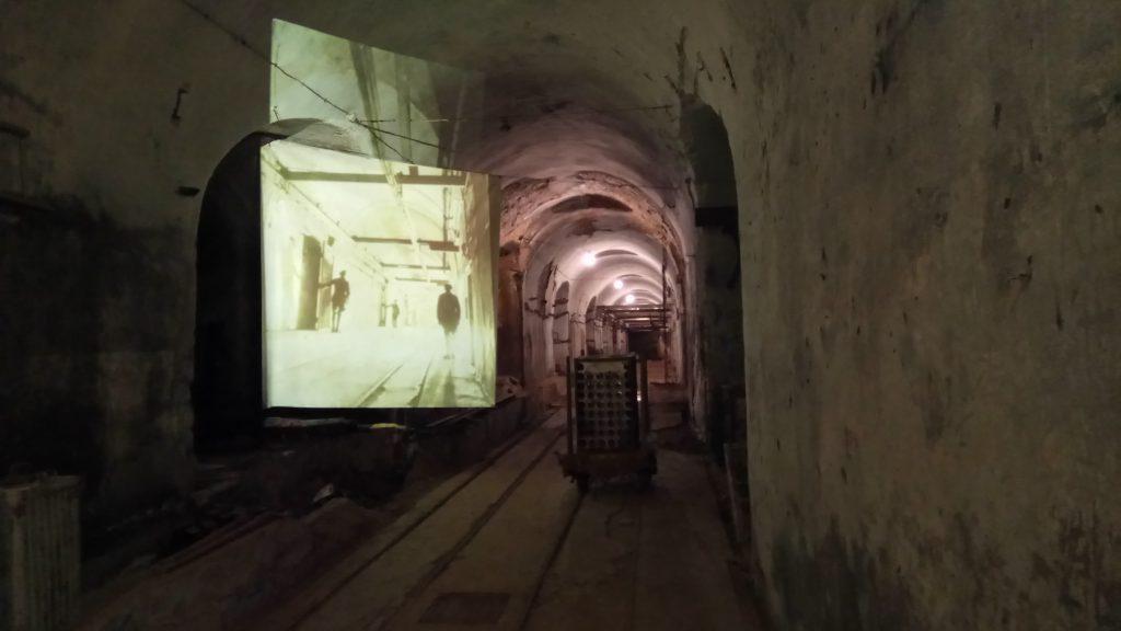 Ouvrage Hackenberg, inside the bunker