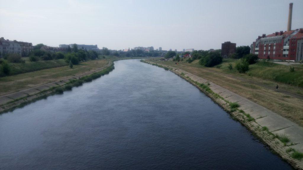 Poznań, Warta