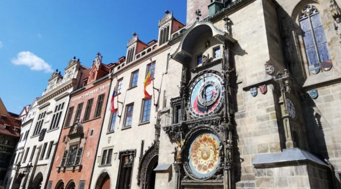 Engineering series 8: Astronomical clocks in Prague and Münster
