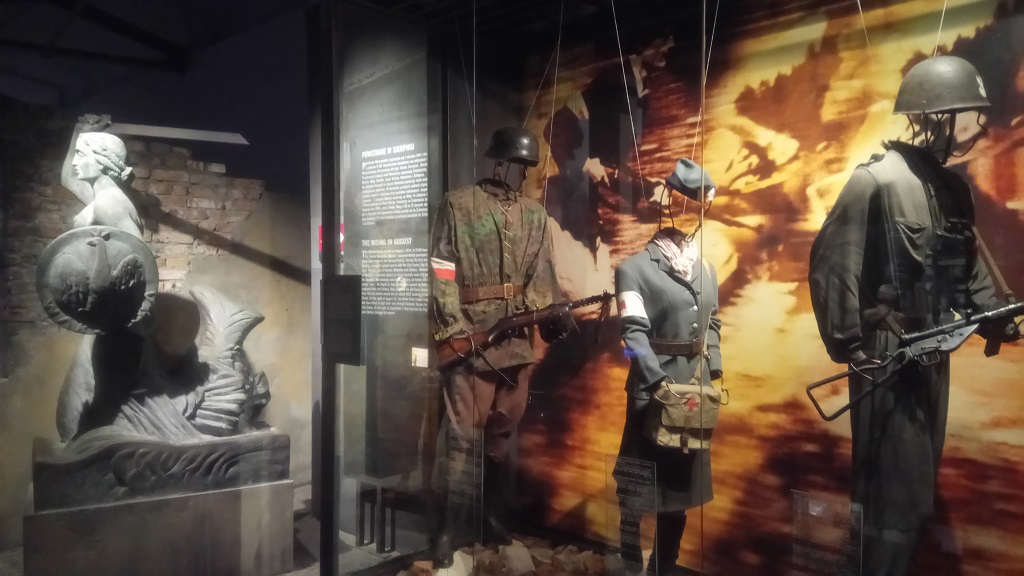 Warsaw Uprising Museum (Muzeum Powstania Warszawskiego)