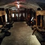 Wine cellar in the Small Carpathian Museum
