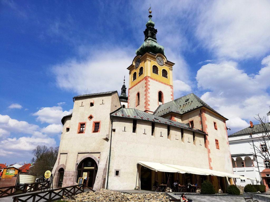 Castle, Banská Bystrica