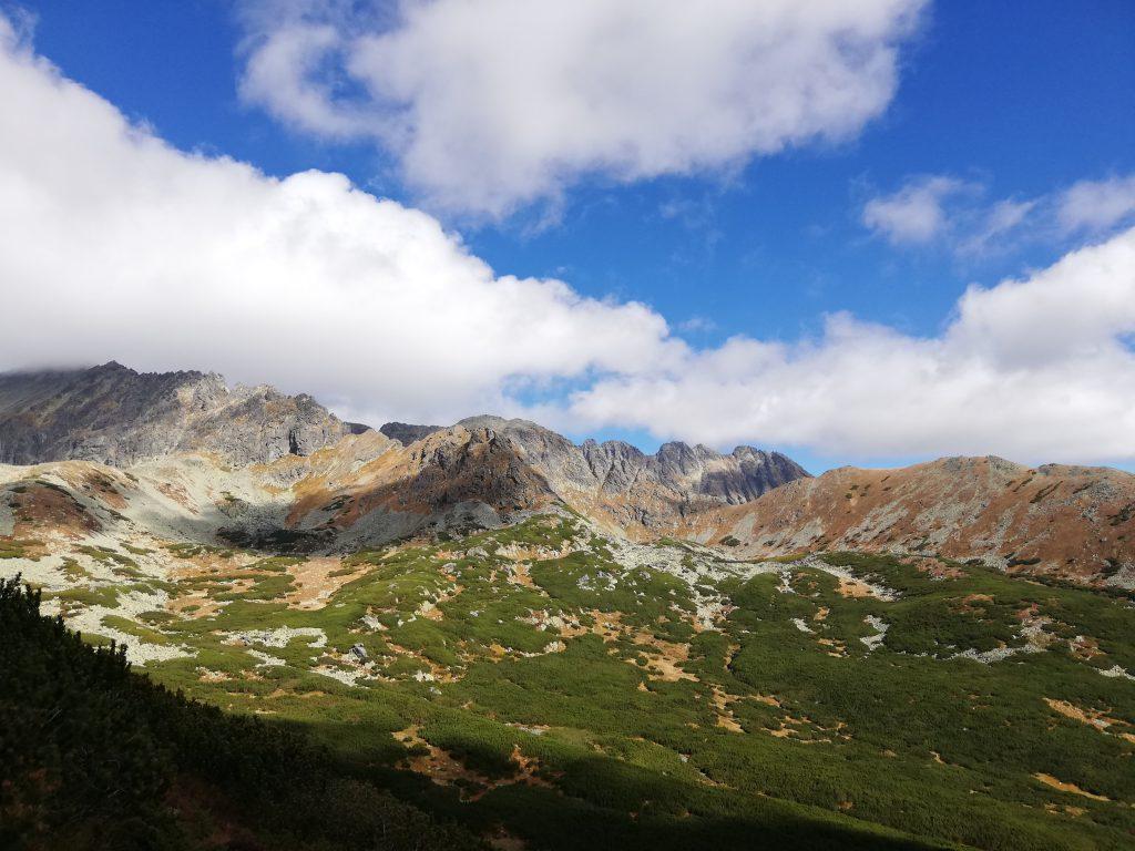 Hiking trail to Kriváň, Važecká dolina