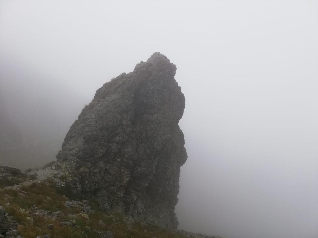 Veľká Svišťovka (on the peak)