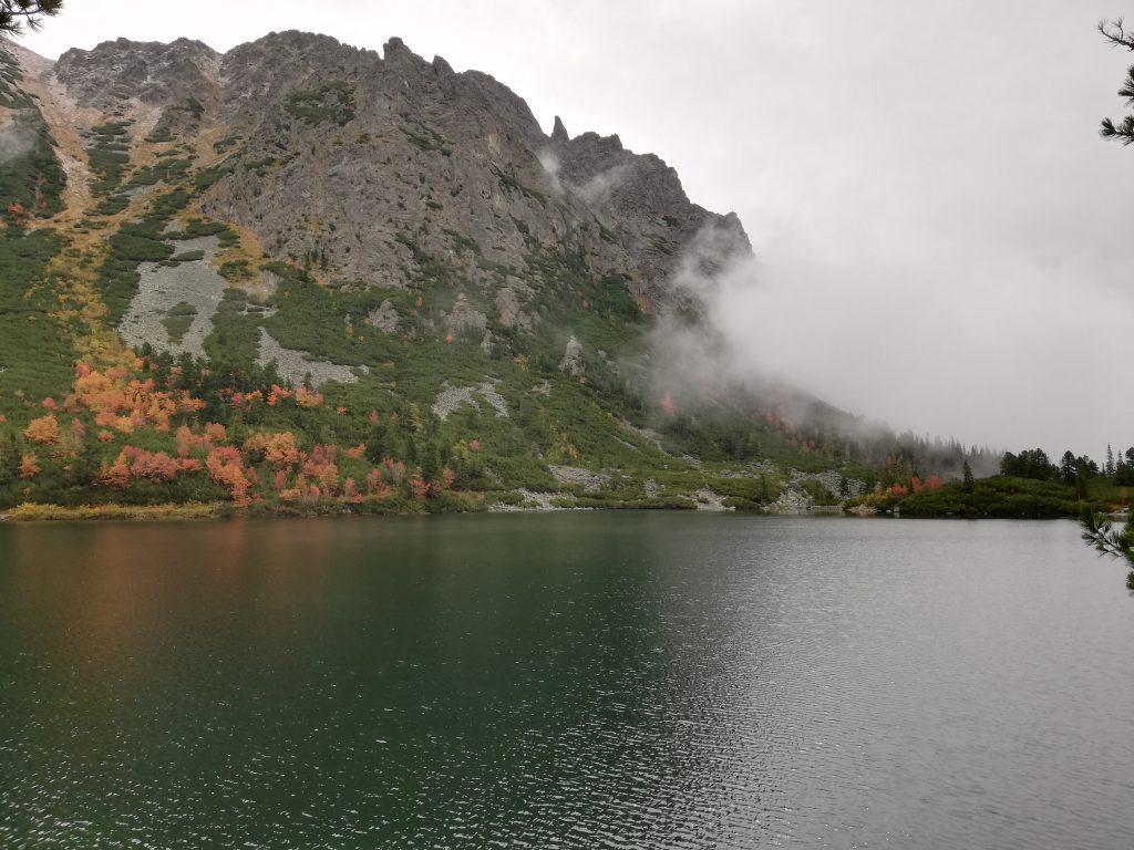 Popradské pleso (mountain lake)