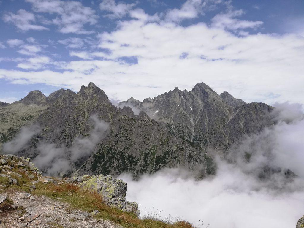 Path to Slavkovský štít, Veľká Studená dolina