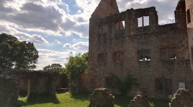 Burgruine Schönrain