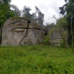 National Park Kokořínský důl, stone formations