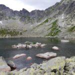 Capie pleso (2075 meters)
