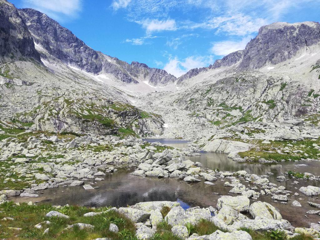 """Malá studená dolina (""""Small cold valley"""")"""
