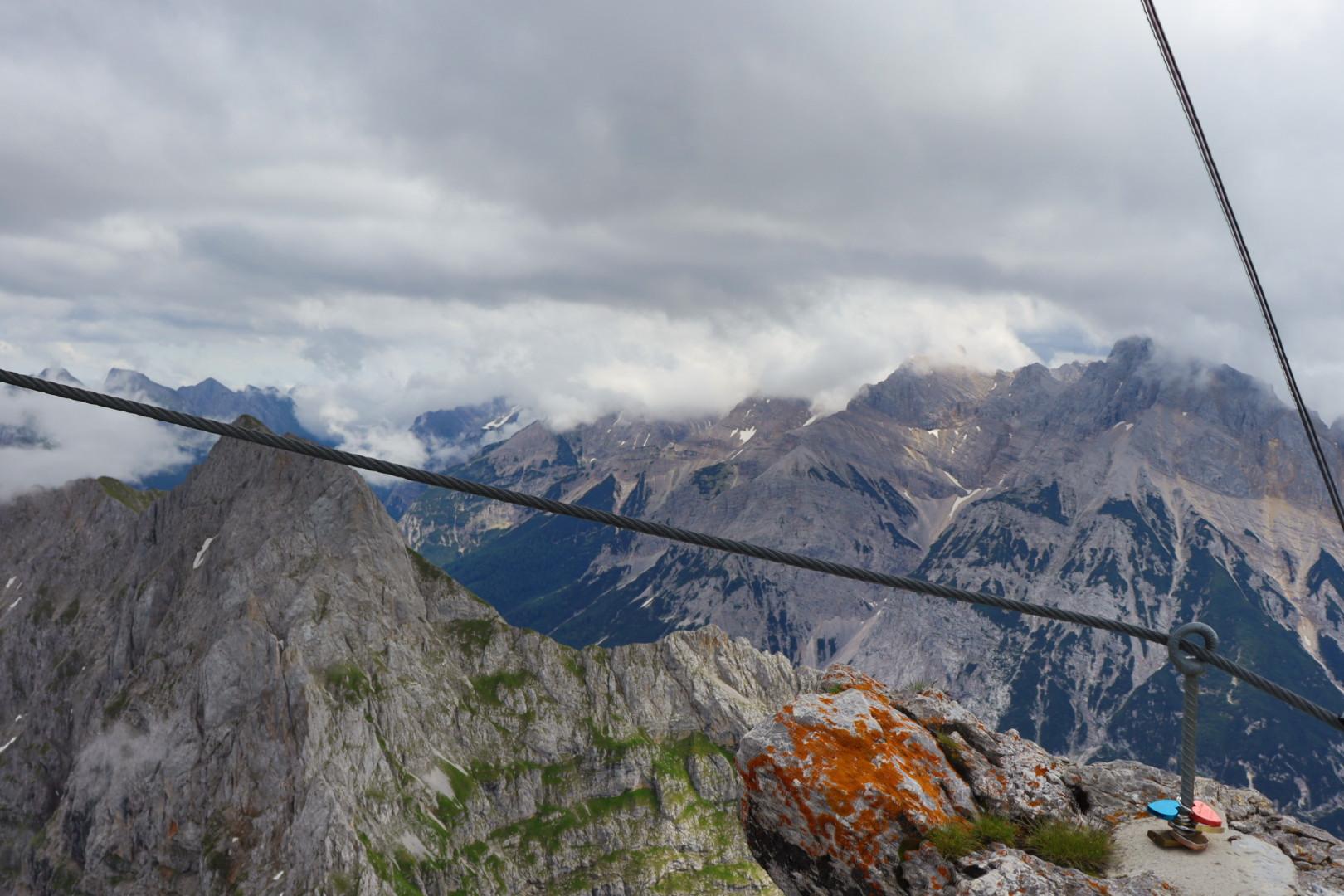Westliche Karwendelspitze (2385 meters)